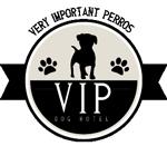 VIP Dog Hotel Logo